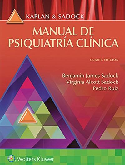 Manual de Psiquiatría...