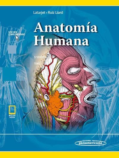 Anatomía Humana 5ºed 2 Tomos