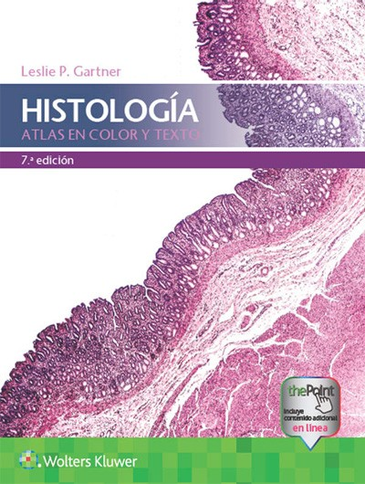 Histología. Atlas en Color...