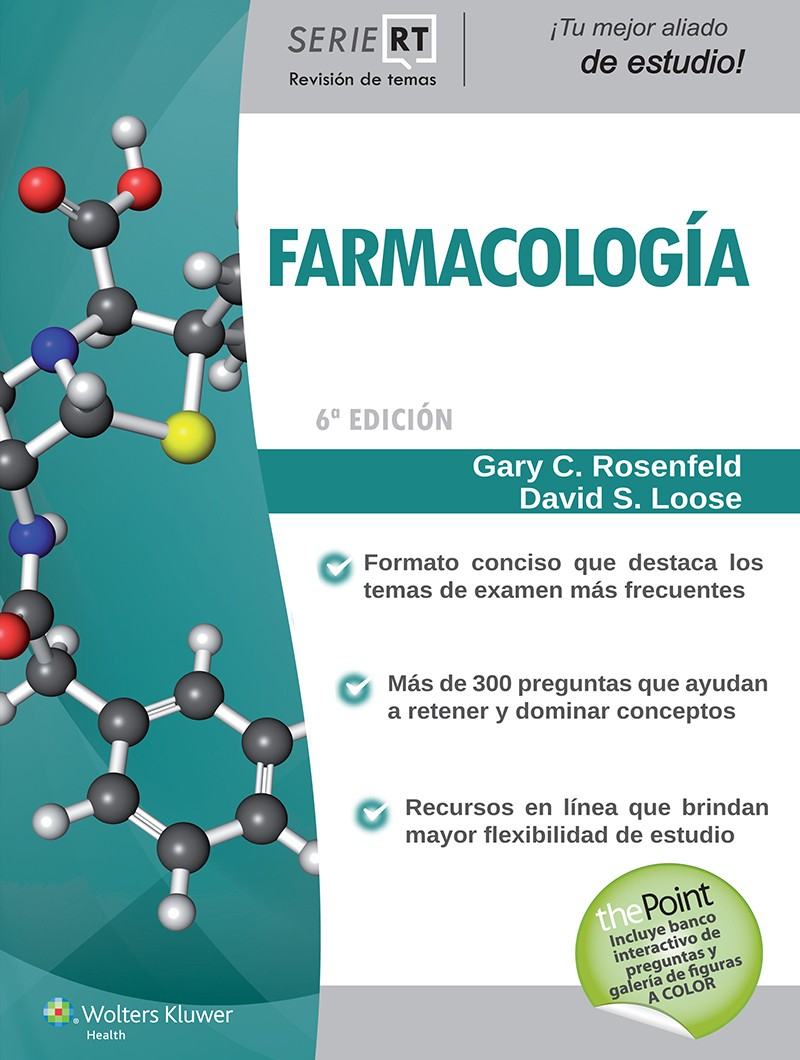 Farmacología 6° Ed