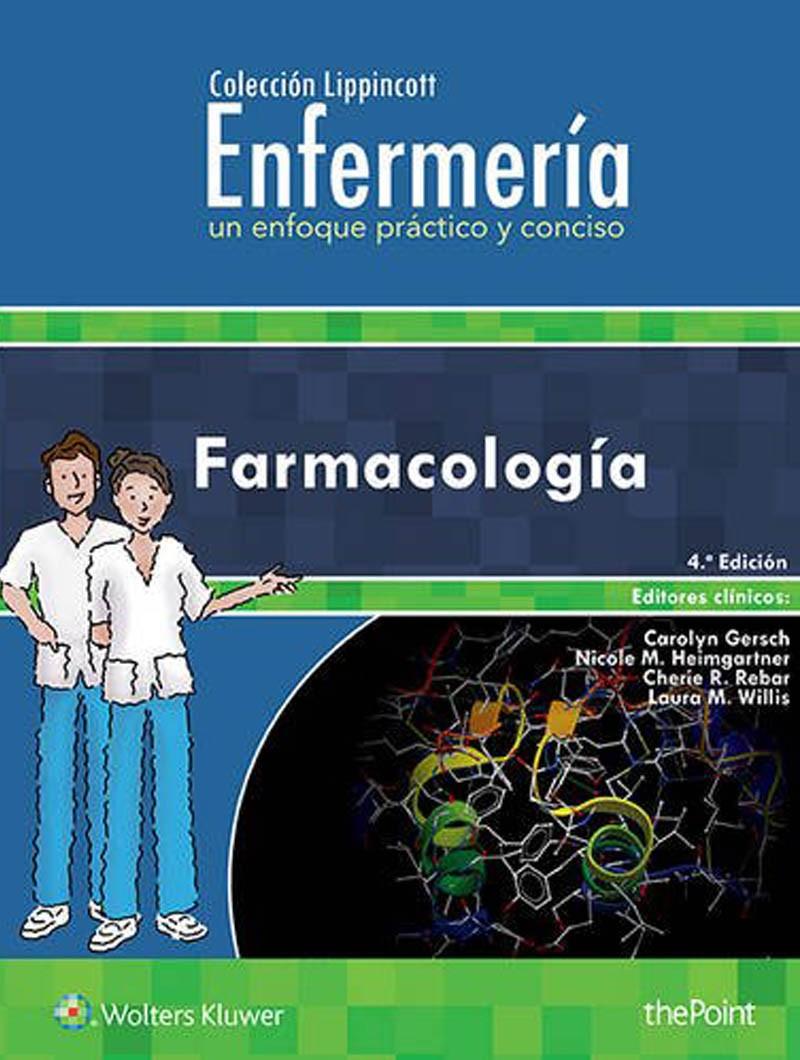 Farmacología 4°Ed