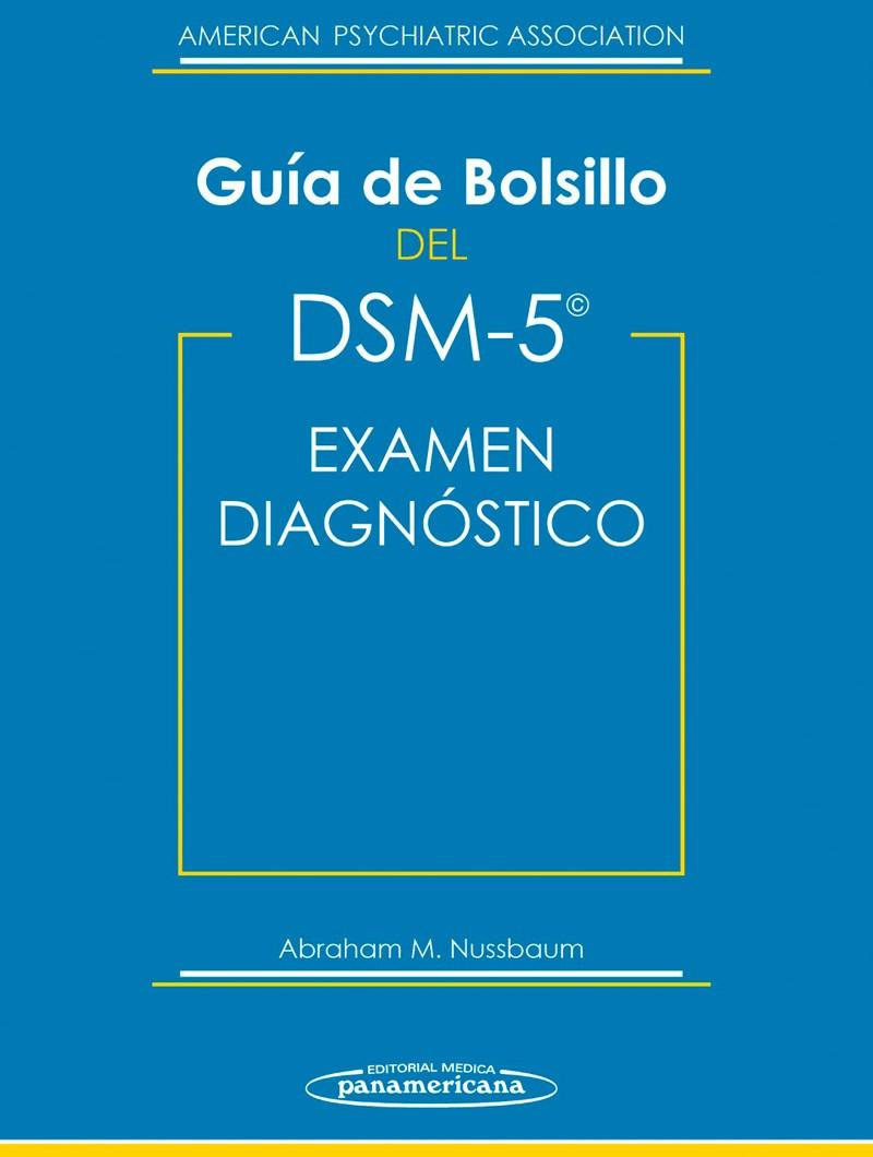 Guía de Bolsillo del DSM-V...