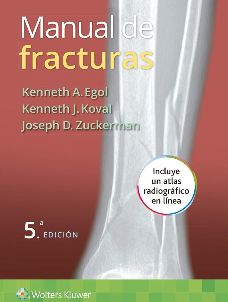Manual de Fracturas 5° Ed