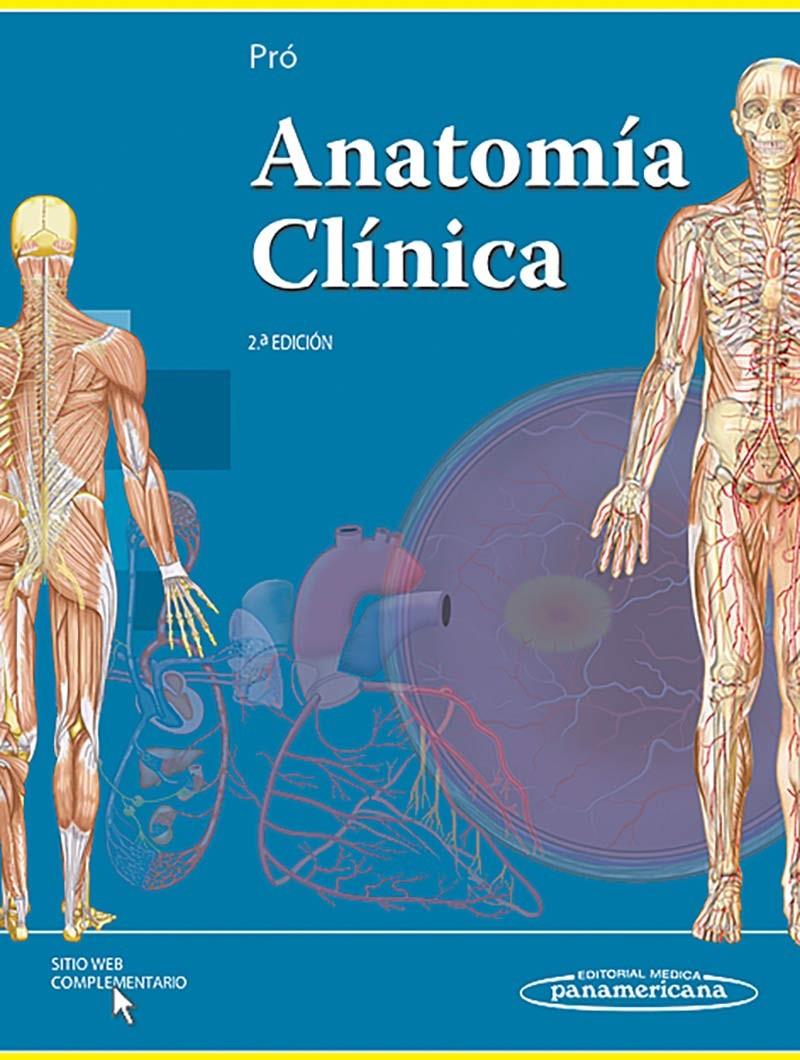 Anatomía Clínica 2° Ed