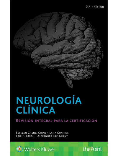 Neurología Clínica 2°Ed....