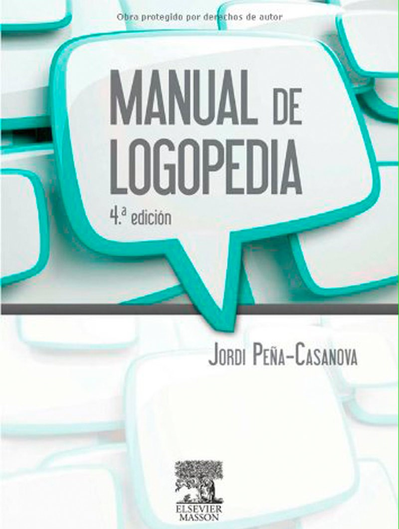 Manual de Logopedia 4° Ed